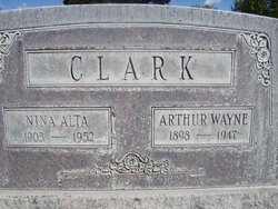 Arthur Wayne Clark