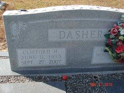 Clifford H. Dasher