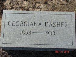 Georgiana Dasher