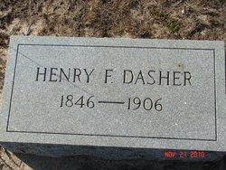 Henry F. Dasher