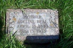 Adeline M <i>Green</i> Beal