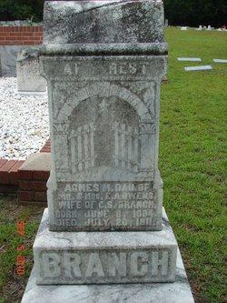 Agnes M. <i>Owens</i> Branch