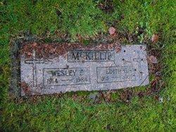 Edith Ozella <i>Wikel</i> McKillip