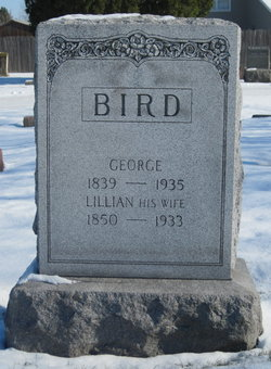 Lillian Anna Lillie <i>Foster</i> Bird
