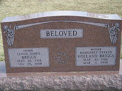 Lloyd James Briggs, Sr