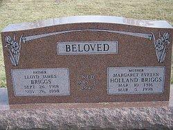 Margaret Evelyn <i>Holland</i> Briggs