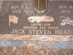 Jack Steven Head