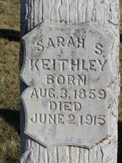 Sarah S. <i>Oliver</i> Keithley