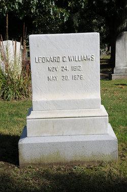 Leonard C. Williams