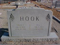 William Franklin Willie Hook