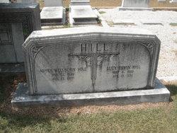 Abner Wellborn Hill