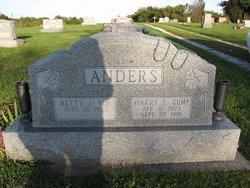 Harry Earnest Anders