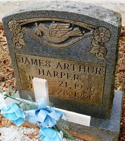 James Arthur Harper