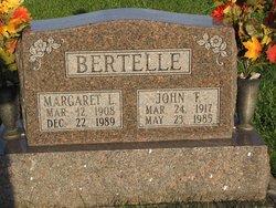 John F Bertelle