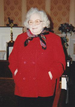 Lillie Mildred <i>Sanders Reynolds</i> Odom