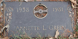 Annette L. Green