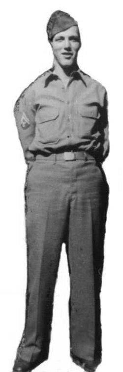 Tec5 Bernard H Bernie Heidenfelder