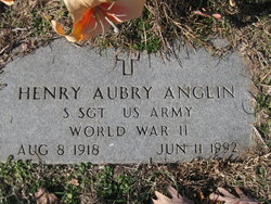 Henry Aubry Anglin