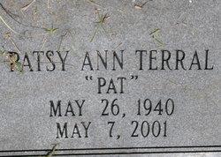 Patsy Ann Pat <i>Terral</i> Garifo