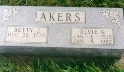 Alvie Kenneth Akers