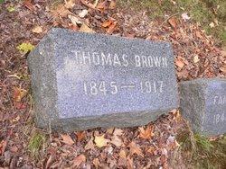 Pvt Thomas Brown