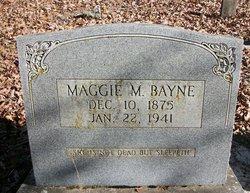 Maggie M <i>King</i> Bayne