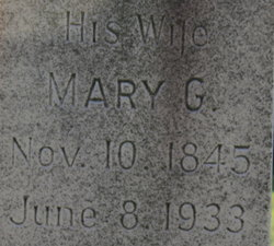 Mary <i>Greenleaf</i> Gatley