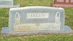 Ella <i>Ledford</i> Anglin