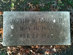 John R Driver