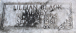 Lillian <i>Black</i> Abney