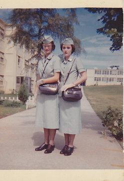 Sharon Josephine Sarge <i>Dyer</i> Davidson
