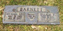 Eulalie Pauline <i>Gilmore</i> Barnett