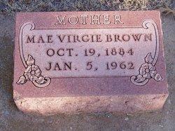 Mae Virgie Brown