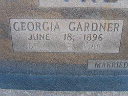 Georgia <i>Gardner</i> Trevathan