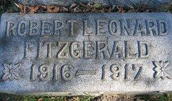 Robert Leonard Fitzgerald