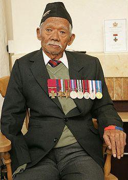 Sgt Lachhiman Gurung