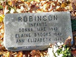 Ann Elizabeth Robinson