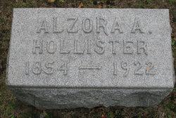 Alzora Ann <i>Hoxsie</i> Hollister