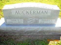 Ada I <i>Wilt</i> Auckerman