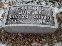 Arthur E. Bowles