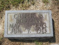 Charlie B. Bowman