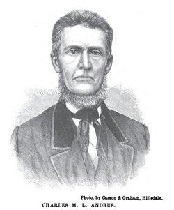 Charles Morgan Louis Andrus