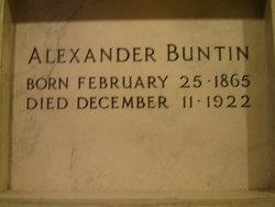 Alexander Buntin