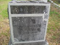 Sarah Louise Lou <i>Burleson</i> Bonham