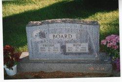 Ruth May <i>Knoy</i> Board