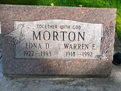 Warren Eugene Morton