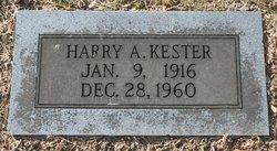 Harry Aubrey Kester