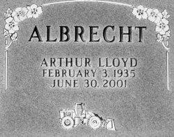 Arthur Lloyd Albrecht