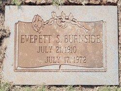 Everett S Burnside