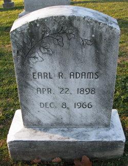 Earl R. Adams